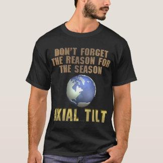 Raison de la saison t-shirt