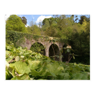 Raisons d'abbaye de Glenstal, carte postale de
