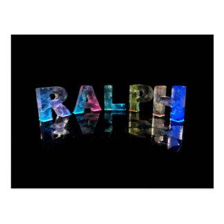 Ralph nommé dans 3D s'allume (la photographie) Carte Postale