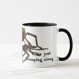 Rampe aujourd'hui la tarentule mug