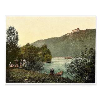 Rana Riedl, Haute-Autriche, Austro-Hongrie Pho Carte Postale