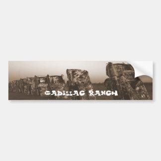 Ranch de Cadillac Autocollant De Voiture