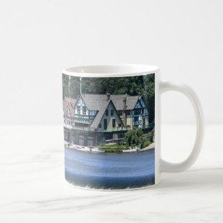Rangée 2 de Boathouse Mug