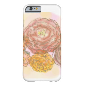 Ranunculus Coque iPhone 6 Barely There