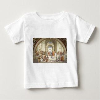 Raphael - École d'Athènes T-shirt Pour Bébé