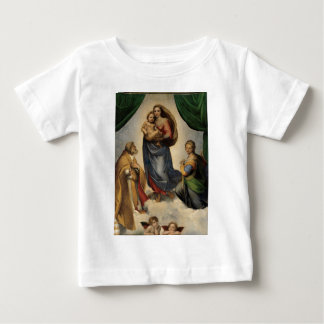 Raphael - Le Sistine Madonna T-shirts