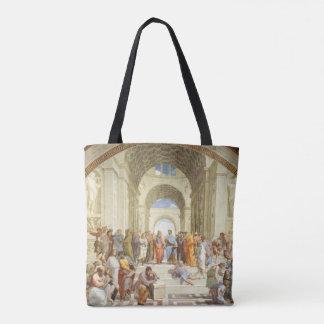 Raphael - L'école d'Athènes 1511 Sac