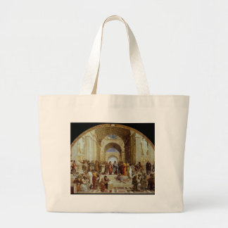 "Raphael ""l'école d'Athènes"" (circa 1511) Grand Sac"