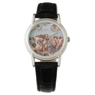 Raphael - Triumph de Galatea 1512 Montres