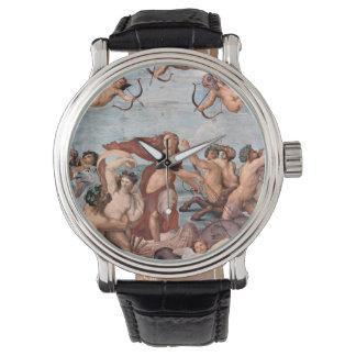 Raphael - Triumph de Galatea 1512 Montres Cadran