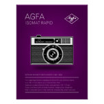 Rapid d'Agfa Isomat Posters
