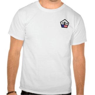 Rappelez-vous le 11 septembre t-shirt