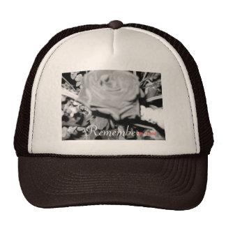 Rappelez-vous le casquette