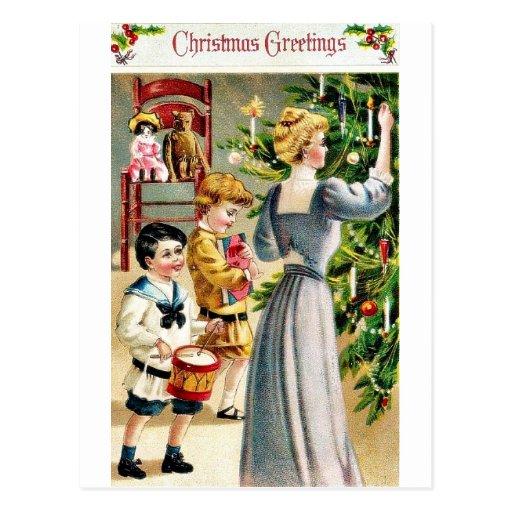 Rappelez-vous Noël Cartes Postales