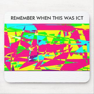 Rappelez-vous quand c'était les TCI - tapis de Tapis De Souris