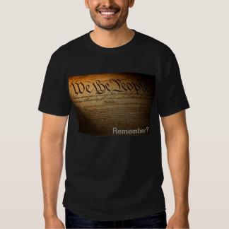 Rappelez-vous ? t-shirts