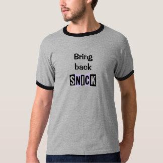 Rapportez la PETITE ENTAILLE T-shirt