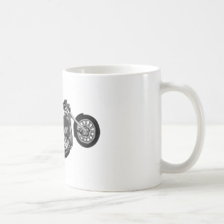 Raptor sur un porc mug