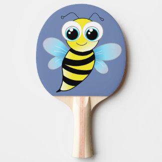 Raquette De Ping Pong abeilles