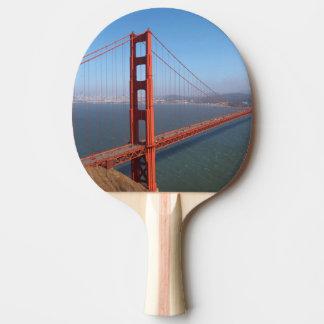 Raquette De Ping Pong Aire de loisirs de ressortissant de Golden Gate
