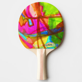 Raquette De Ping Pong Arts visuels 845