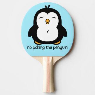 Raquette De Ping Pong Aucun pousser le pingouin