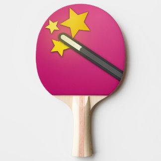 Raquette De Ping Pong baguette magique magique