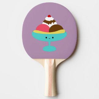Raquette De Ping Pong Banana split mignon