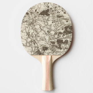Raquette De Ping Pong Beauvais