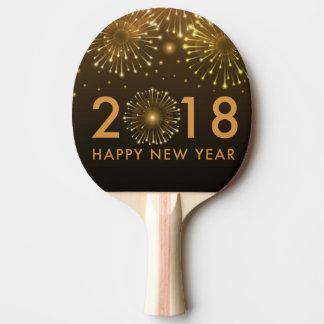 Raquette De Ping Pong bonne année 2018