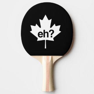 Raquette De Ping Pong Canadien hein ? Feuille d'érable