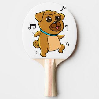 Raquette De Ping Pong Carlin de danse