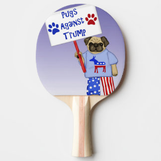 Raquette De Ping Pong Carlins contre l'atout