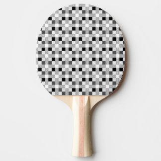 Raquette De Ping Pong Carta/palette de ping-pong, dos rouge en