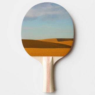 Raquette De Ping Pong Champs de blé d'or dans la région de Palouse