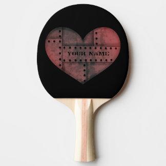 Raquette De Ping Pong Coeur punk industriel sale