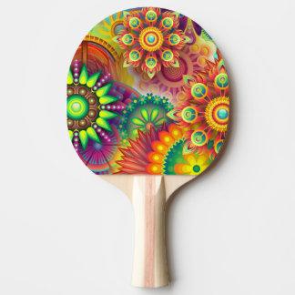 Raquette De Ping Pong coloré