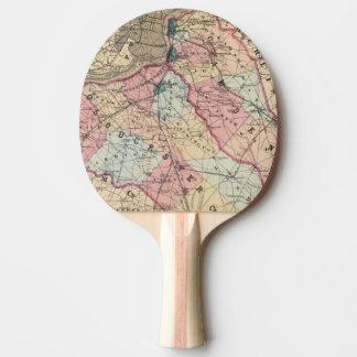 Raquette De Ping Pong Comtés de Camden, Gloucester, NJ