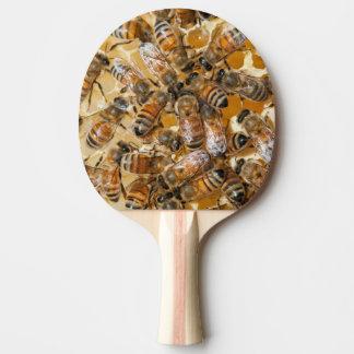 Raquette De Ping Pong Conservation d'abeille à la ferme du miel d'Arlo