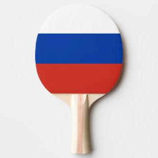 Raquette De Ping Pong Drapeau de la Russie