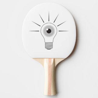 RAQUETTE DE PING PONG I - LAMP