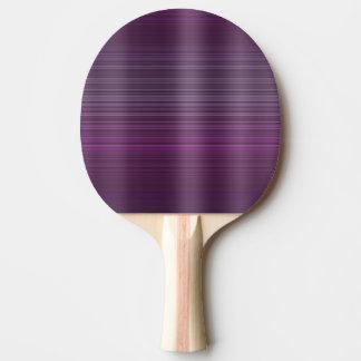Raquette De Ping Pong la ligne croisée abrégé sur conception de courbe