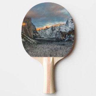 Raquette De Ping Pong La marque de l'hiver