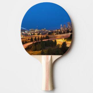 Raquette De Ping Pong La route vers Seattle