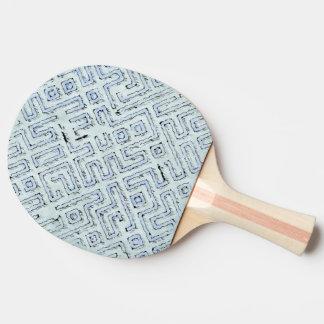 Raquette De Ping Pong le cachot d'imaginaire trace 3