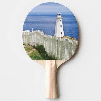 Raquette De Ping Pong Le Canada, Terre-Neuve, ressortissant 2 de lance