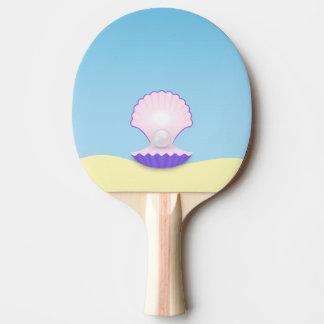 Raquette De Ping Pong Le coquillage