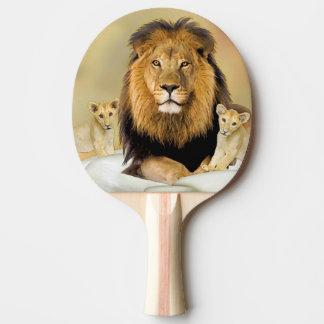 Raquette De Ping Pong lion
