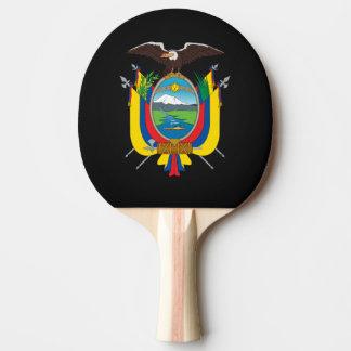 Raquette De Ping Pong Manteau d'Ecuadorian des bras