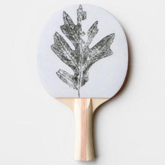 """Raquette De Ping Pong """"Nature botanique d'impression de nature de"""